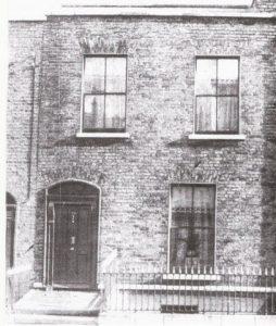 Shaw Birthplace Synge St. Dublin 82