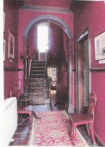 Shaw Birthplace Hallway